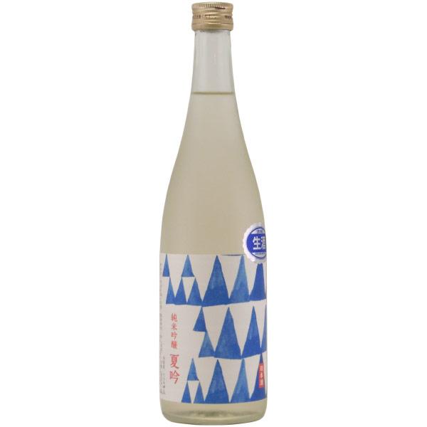 小左衛門 裏夏吟 純米吟醸 生酒 岐阜県中島醸造 720ml