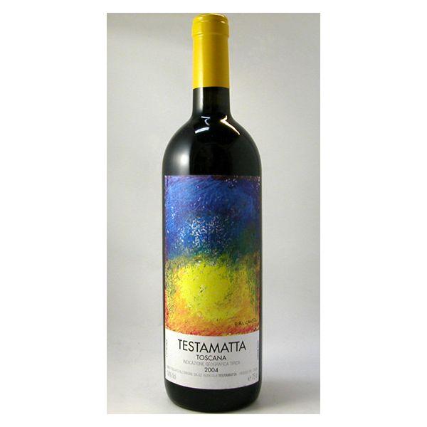 テスタマッタ2005年ビービーグラーツ 750ml イタリアトスカーナ赤ワイン