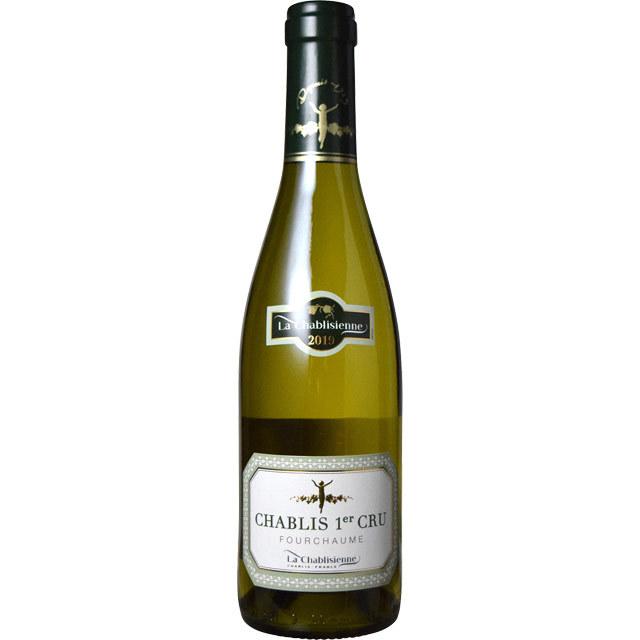 シャブリ・フルショーム プルミエクリュ 2009 ラ・シャブリジェンヌ フランス ブルゴーニュ 白ワイン 375ml