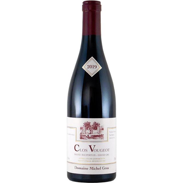 クロ・ヴージョ・ミュジニー グラン・クリュ 2009 グロ・フレール フランス ブルゴーニュ 赤ワイン 750ml