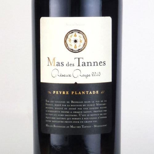 マス・デ・タンヌ 2012 ジャン・クロード・マス フランス ラングドック 赤ワイン 750ml