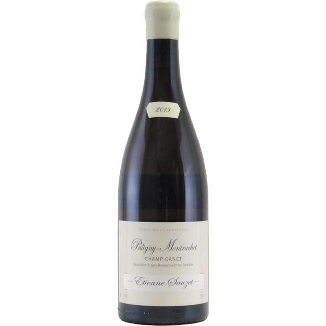ピュリニー・モンラッシェ プルミエ・クリュ・シャン・カネ 2018 エティエンヌ・ソゼ フランス ブルゴーニュ 白ワイン 750ml
