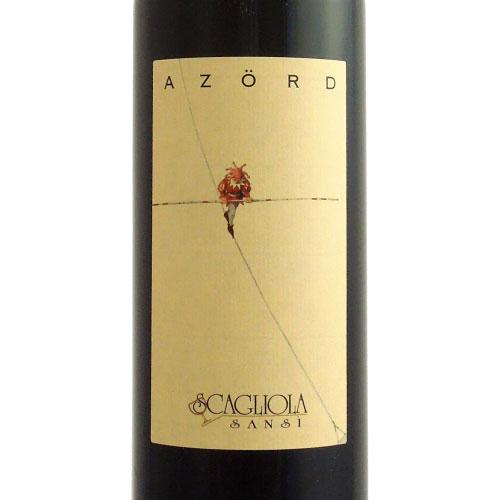 モンフェラート・ロッソ アゾーロ 2011 スカリオーラ イタリア ピエモンテ 赤ワイン 750ml