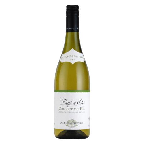 シャプティエ・コレクションBIO ミッシェル・シャプティエ フランス ラングドック 白ワイン 750ml
