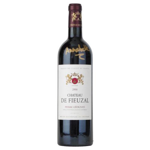 シャトー・ド・フューザル・ルージュ 格付けシャトー 2006 シャトー元詰 フランス ボルドー 赤ワイン 750ml
