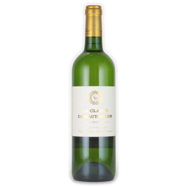 ラ・クラルテ・ド・オーブリオン 2013 シャトー元詰 フランス ボルドー 白ワイン 750ml