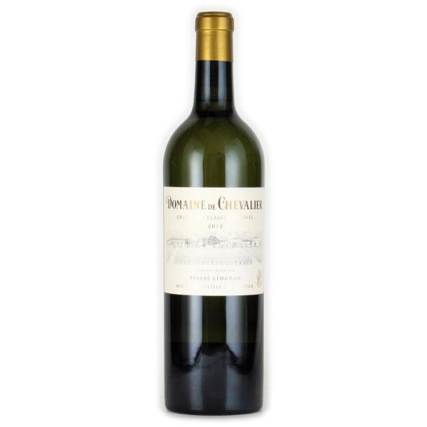 ドメーヌ・ド・シュバリエ ブラン 2012 シャトー元詰 フランス ボルドー 白ワイン 750ml