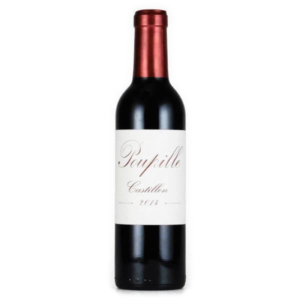 プピーユ 2014 シャトー元詰 フランス ボルドー 赤ワイン 375ml
