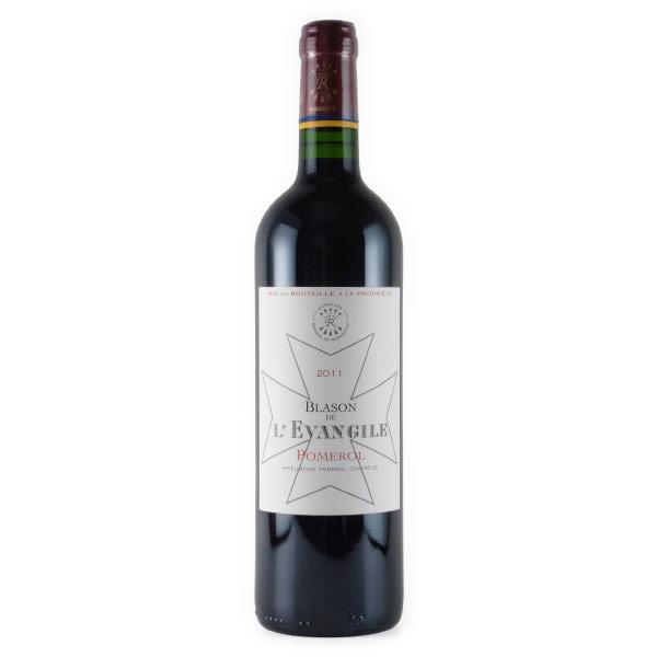 ブラゾン・ド・レヴァンジル 2011 シャトー元詰 フランス ボルドー 赤ワイン 750ml