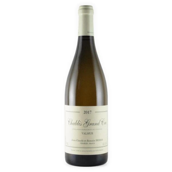 シャブリ・ヴァルミュール グラン・クリュ(特級) 2017 ジャン=クロード・ベッサン フランス ブルゴーニュ 白ワイン 750ml