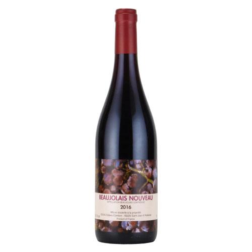 ボージョレ・ヌーボ 2016 M・ラピエール フランス ブルゴーニュ 赤ワイン 750ml