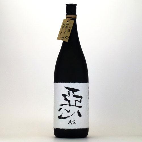 惡AQ(あくのくろぶか) いも焼酎  宮崎県 王手門酒造 1800ml