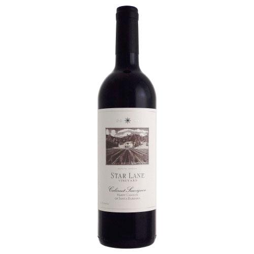 カベルネ・ソーヴィニヨン ハッピー・キャニオン・オブ・サンタ・バーバラ 2009 スターレーン・ヴィンヤーズ アメリカ 赤ワイン 750ml