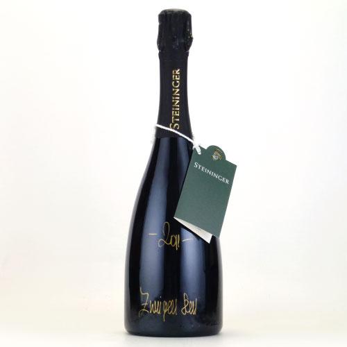 ツヴァイゲルト・ゼクト 2010 シュタイニンガー オーストリア ニーダーエーステライヒ スパークリング赤ワイン 750ml
