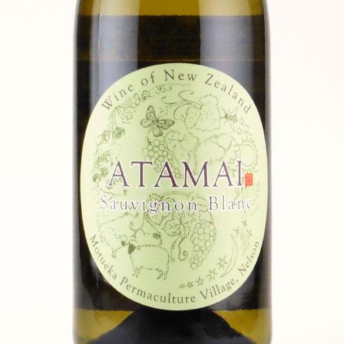 アタマイヴィレッジ ソーヴィニヨンブラン 2014 アタマイヴィレッジ ニュージーランド ネルソン 白ワイン 750ml