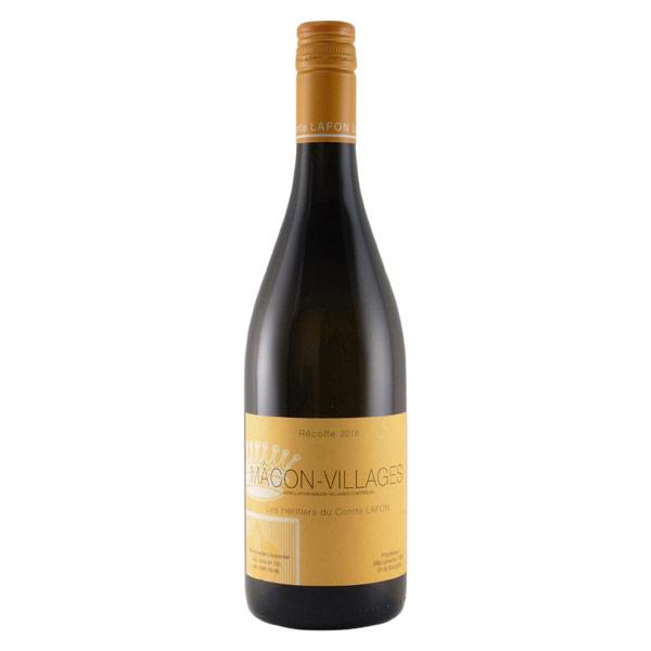 マコン・ヴィラージュ 2018 レ・ゼリティエール・デュ・コント・ラフォン フランス ブルゴーニュ 白ワイン 750ml
