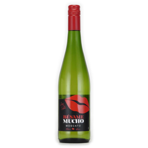 ベサメ・ムーチョ 微発泡 2016 ビンニコ・エクスポート スペイン ヴァレンシア 白ワイン 750ml