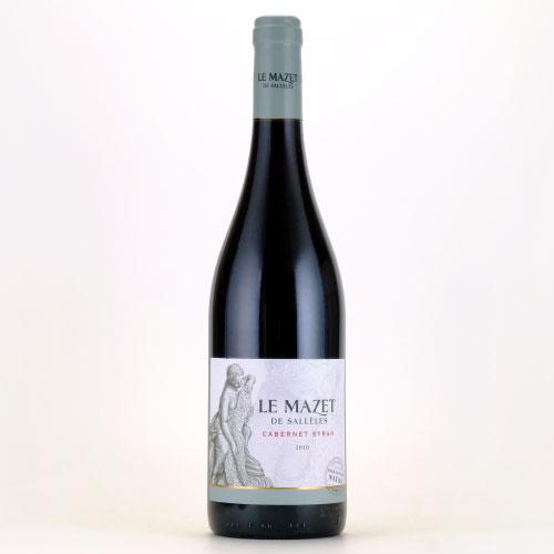 ル・マゼット・ルージュ 2010 ドメーヌ・ド・ニザス フランス ラングドック 赤ワイン 750ml