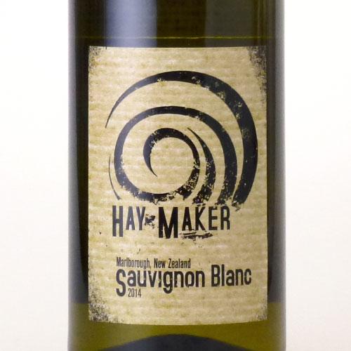 ヘイメーカー・ソーヴィニヨン・ブラン マールボロ 2014 マッドハウス ニュージーランド マールボロ 白ワイン 750ml