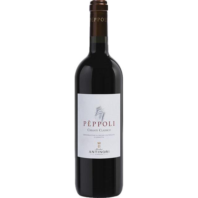 ペポリ・キャンティ・クラシコ 2018 アンティノリ イタリア トスカーナ 赤ワイン 750ml