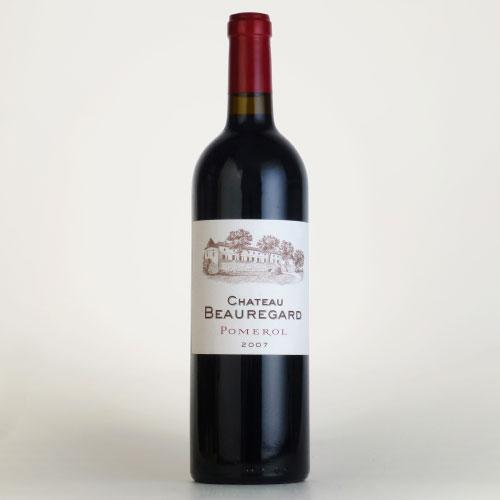 シャトー・ボールギャール 2007 シャトー元詰め フランス ボルドー 赤ワイン 750ml