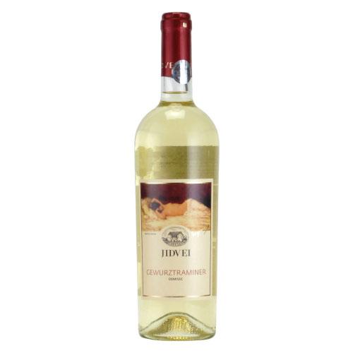 グリゴレスク ゲベルツトラミネール ドゥミセック 2014 ジドヴェイ ルーマニア トランシルヴァニア 白ワイン 750ml
