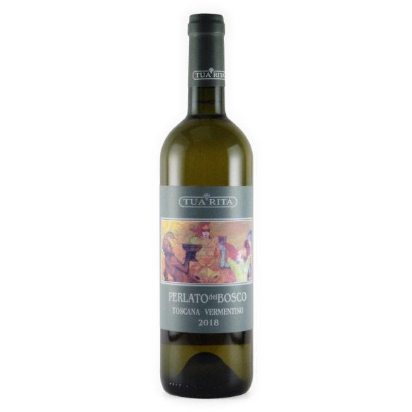 ペルラート・デル・ボスコ 2018 トゥアリータ イタリア トスカーナ 白ワイン 750ml