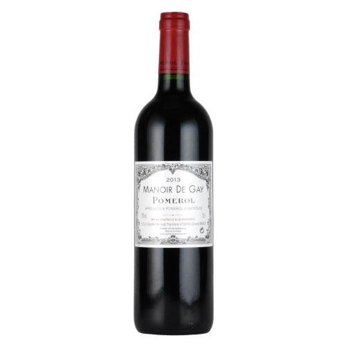 マノワール・ド・ゲイ 2013 シャトー元詰 フランス ボルドー 赤ワイン 750ml