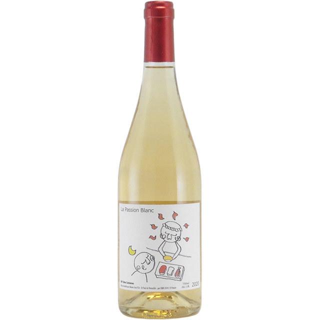 ラ・パッション ブラン 2015 トータベロワーズ共同組合 フランス ルーション 白ワイン 750ml