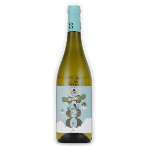 シャルドネ 2016 オチョ・イ・メディオ スペイン ラ・マンチャ 白ワイン 750ml