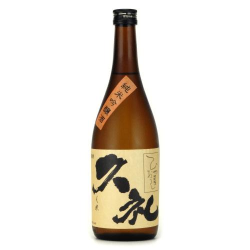 久礼 ひやおろし 純米吟醸酒 洞窟囲い 高知県西岡酒造 720ml
