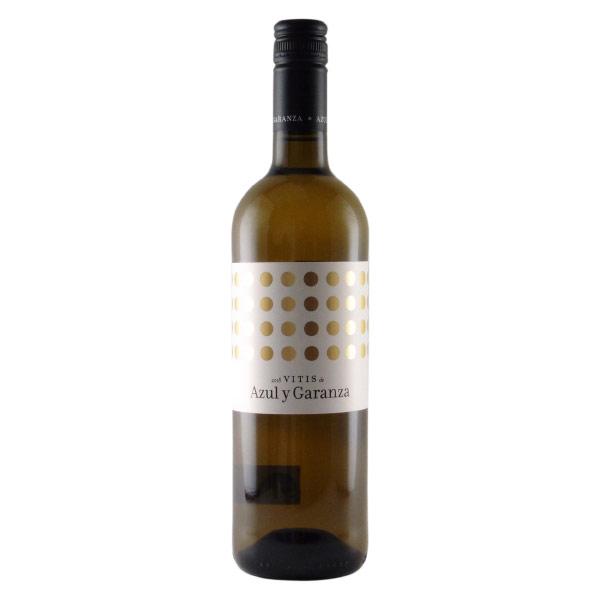 アスル・イ・ガランサ 2018 アスル・イ・ガランサ スペイン ナバーラ 白ワイン 750ml