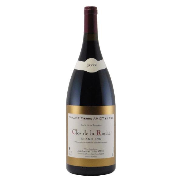 クロ・ド・ラ・ロッシュ グラン・クリュ 2012 ピエール・アミオ フランス ブルゴーニュ 赤ワイン 1500ml