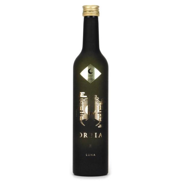 ORBIA LUNA 月・甲州樽使用酒 デザートに 山形県WAKAZE 500ml
