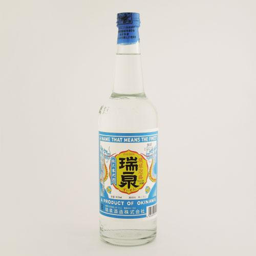 瑞泉 新酒 30度 沖縄県瑞泉酒造 600ml