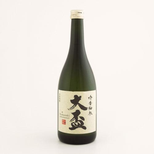 大盃 吟香(ぎんこう)粕取り焼酎 群馬県牧野酒造 720ml