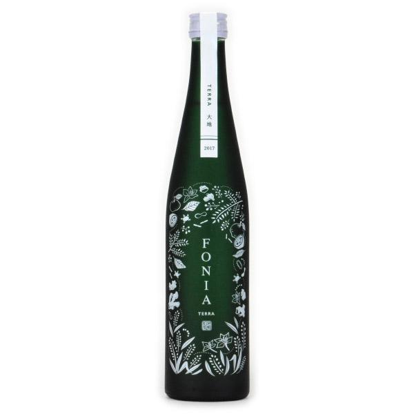 FONIA TERRA 大地酒 乾杯、食前酒に 山形県WAKAZE 500ml
