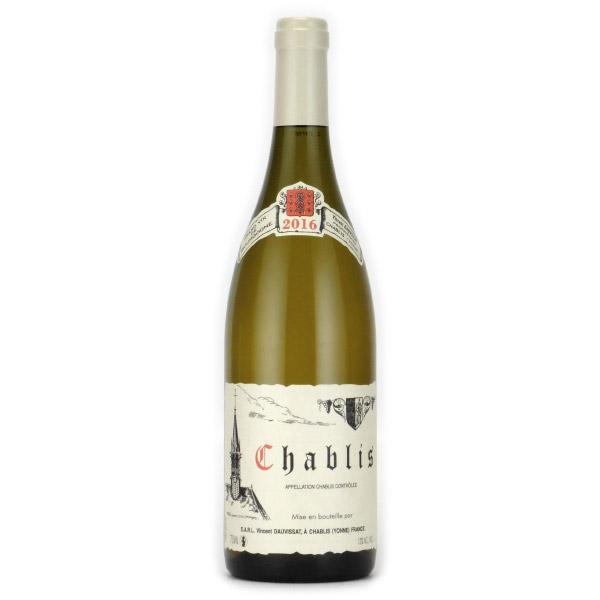 シャブリ 2016 ヴァンサン・ドーヴィサ フランス ブルゴーニュ 白ワイン 750ml
