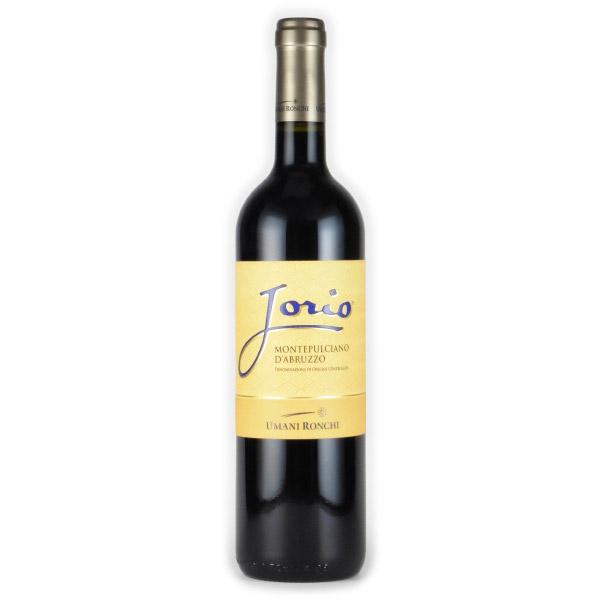 モンテプルチアーノ・ダブロッツォ ヨーリオ 2015 ウマニ・ロンキ イタリア アブルッツォ 赤ワイン 750ml