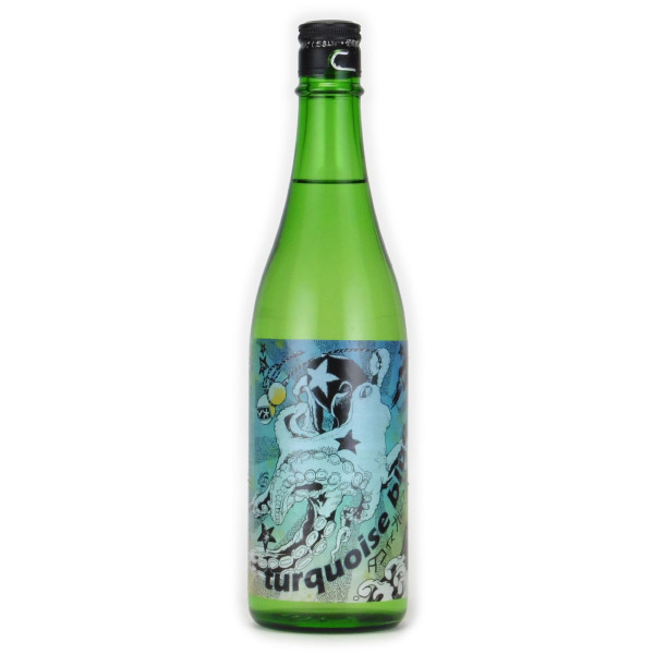 北島・タコイズブルー? 純米吟醸酒 滋賀県北島酒造 720ml