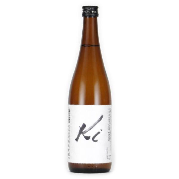 Ki 純米吟醸酒 生もと 新潟県越後鶴亀 720ml