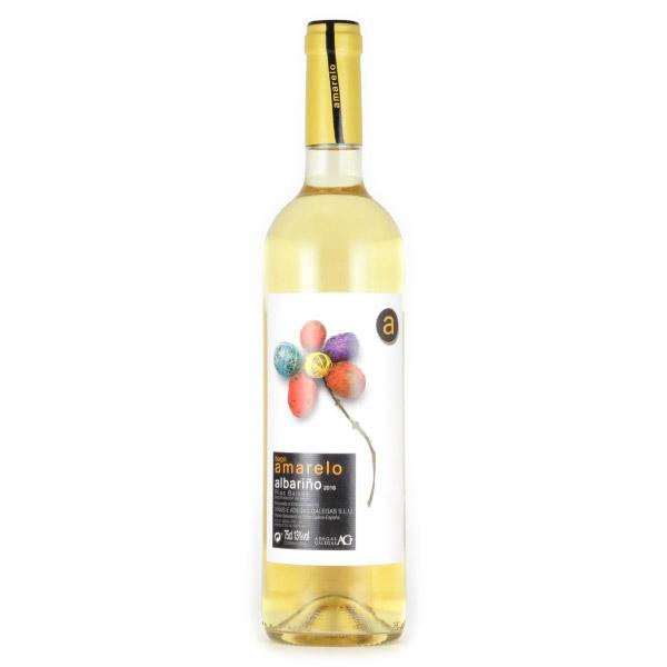バゴ・アマレーロ アルバリーニョ 2016 アデーガス・ガレーガス スペイン ガリシア 白ワイン 750ml