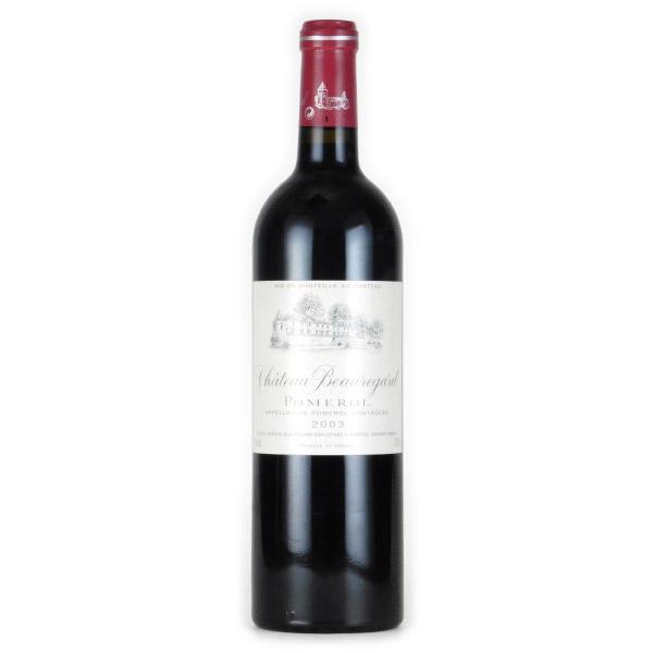 シャトー・ボールギャール 2003 シャトー元詰 フランス ボルドー 赤ワイン 750ml