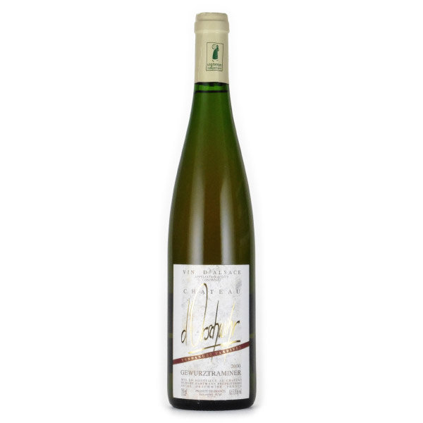 ゲヴェルツトラミネール グラン・クリュ・ランゲン 2000 シャトー・ドルシュヴィール フランス アルザス 白ワイン 750ml