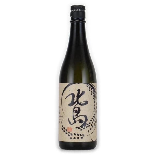 北島・杉山玉栄 辛口 純米吟醸酒 滋賀県北島酒造 720ml
