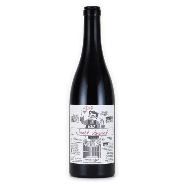 ザンクトローレント BIO 2016 ヴィーニンガー オーストリア ブルンゲンラント 赤ワイン 750ml