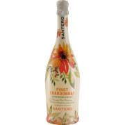 ピノ・シャルドネ スプマンテ フラワーボトル サンテロ イタリア ピエモンテ 白ワイン 750ml