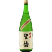 聖徳 吟醸 無濾過生原酒 群馬県聖徳銘醸(株) 1800ml