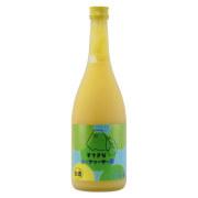 シークワーサー酒 720ml 埼玉県麻原酒造