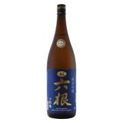六根 サファイア 純米吟醸酒 青森県松緑酒造 1800ml